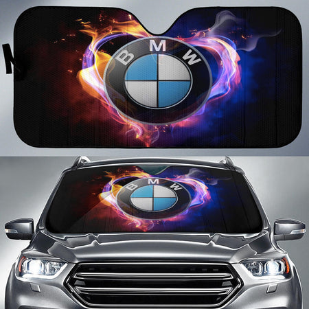 BMW Windshield Sun Shade V5 With FREE SHIPPING!