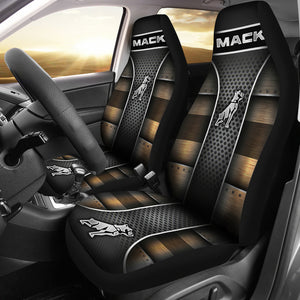 2 Front Mack Seat Covers With FREE SHIPPING TODAY!