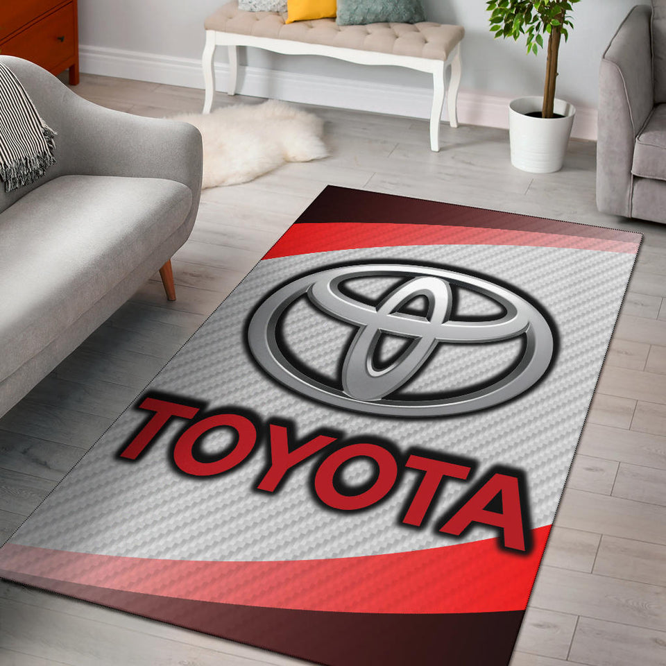 Toyota Rug Version 2 With FREE SHIPPING!