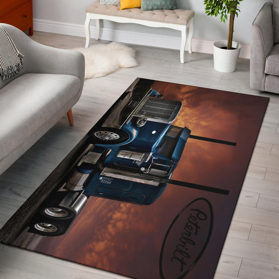 Peterbilt Rug Version 5 With FREE SHIPPING!