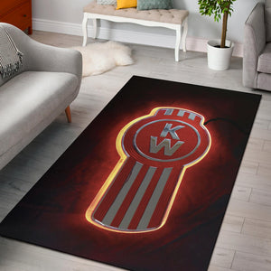Kenworth Rug Version 2 With FREE SHIPPING!!