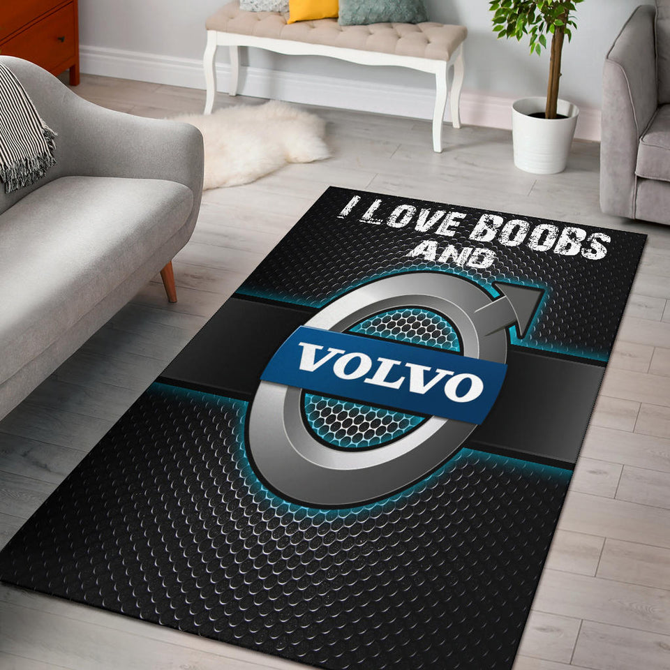 I Love Boobs And Volvo With FREE SHIPPING!!