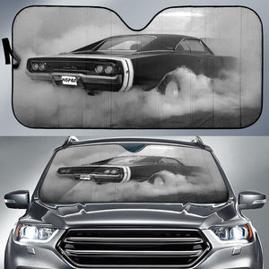 Mopar Windshield Sun Shade V6 With FREE SHIPPING!
