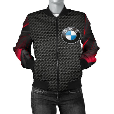 BMW Women's Bomber Jacket RA