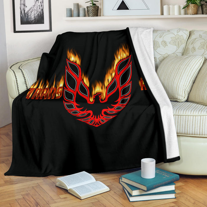 Pontiac Trans Am Blanket Version 1 With FREE SHIPPING!