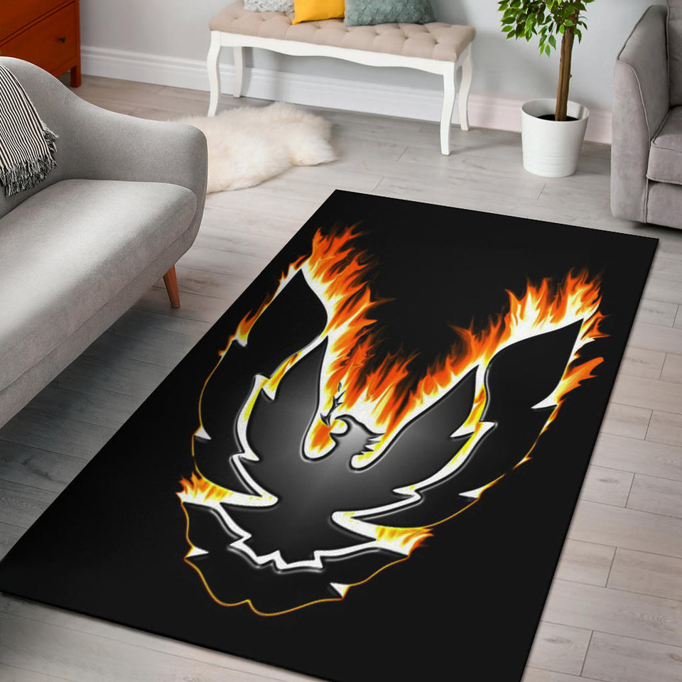 Pontiac Trans Am Rug Version 3 With FREE SHIPPING!