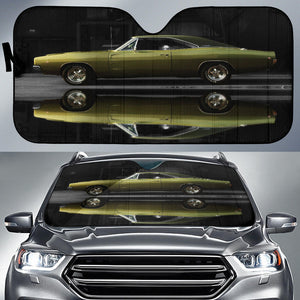 Mopar Windshield Sun Shade V5 With FREE SHIPPING!