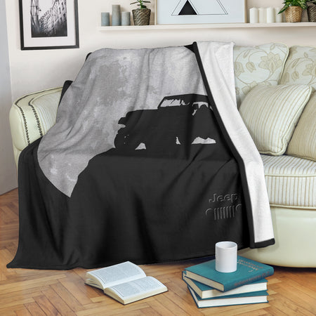 Jeep Blanket V4 With FREE SHIPPING!