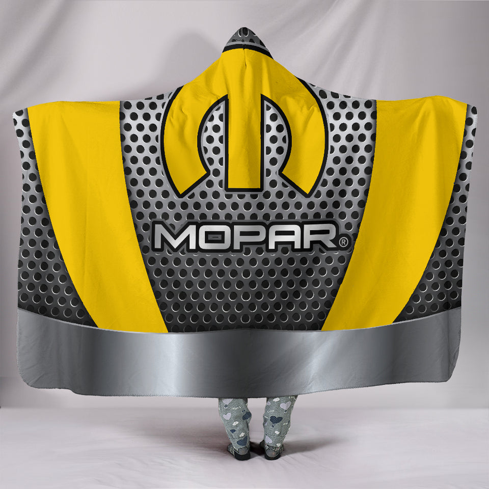Mopar Hooded Blanket Y
