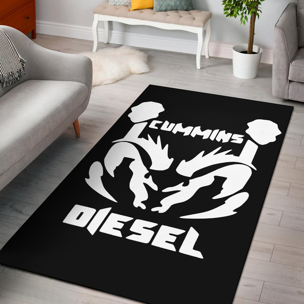 Cummins Diesel Rug With FREE SHIPPING!