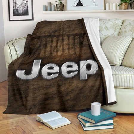 Jeep Blanket V6 With FREE SHIPPING!