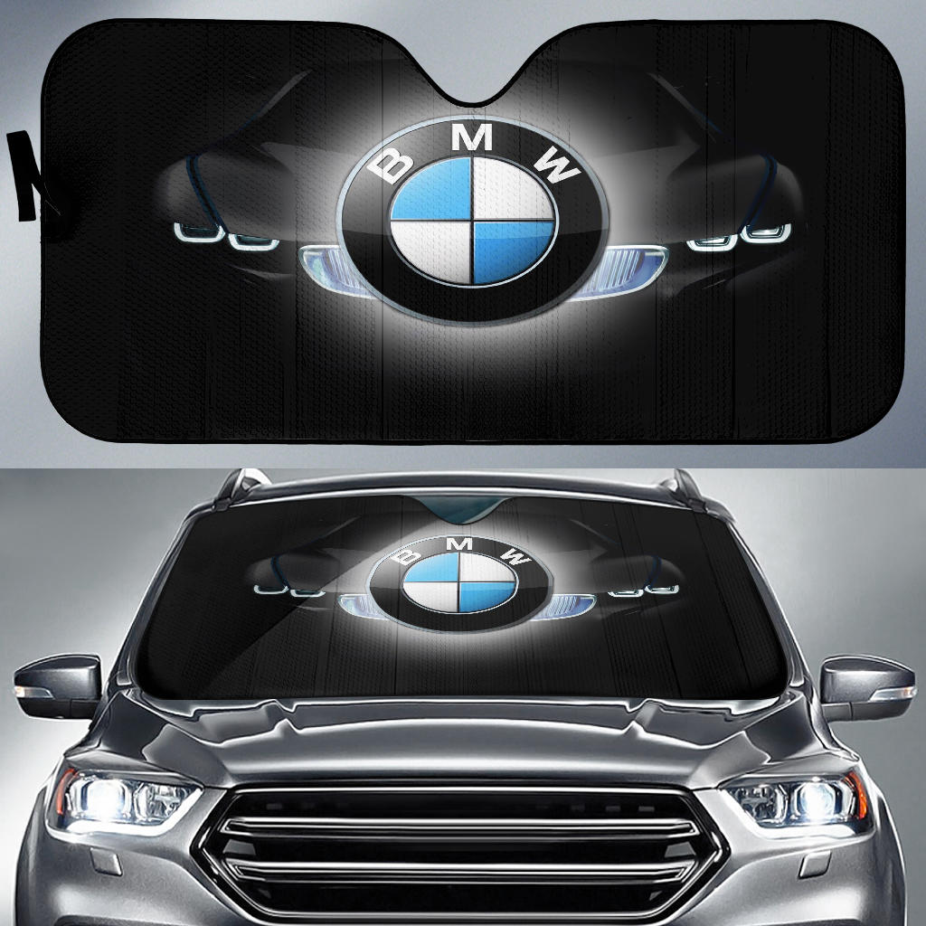 BMW Windshield Sun Shade V4 With FREE SHIPPING!