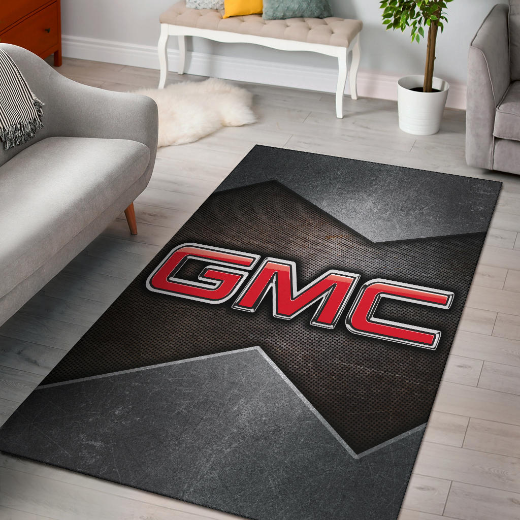 Incredible Gmc Rug Version 2 With Free Shipping Complete Home Design Collection Barbaintelli Responsecom