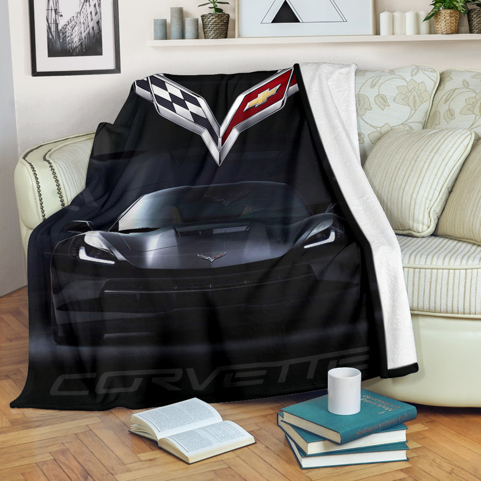 Corvette C7 Blanket V1 With FREE SHIPPING!