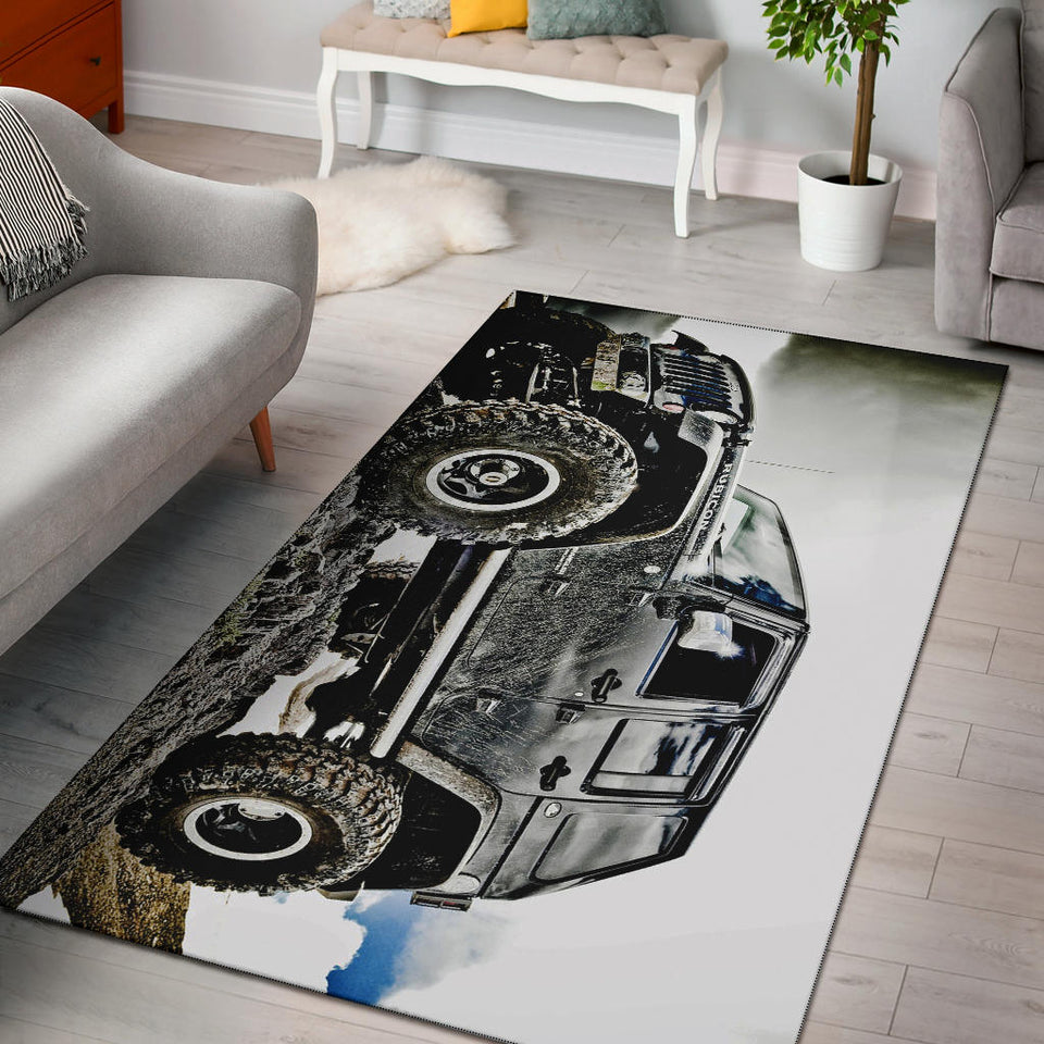 Jeep Rug Version 9 With FREE SHIPPING!
