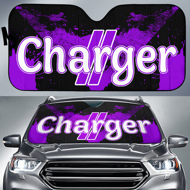 Dodge Charger Windshield Sun Shade