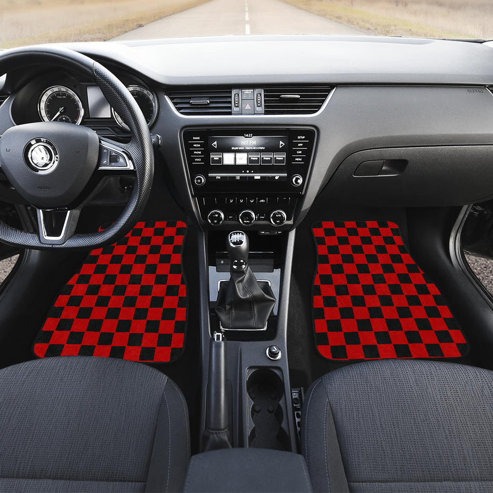 4 Racing Checkered Flag Mats V3 With FREE SHIPPING!