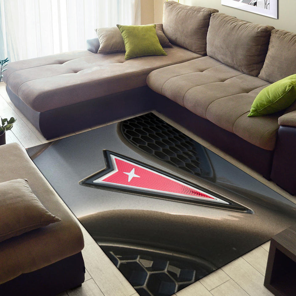 Pontiac Rug Version 3 With FREE SHIPPING!