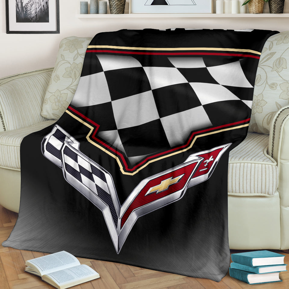 Corvette C7 Blanket V2 With FREE SHIPPING!
