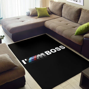 BMW Rug Version 4 With FREE SHIPPING!
