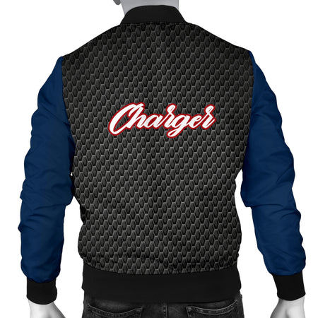 Dodge Charger Men's Bomber Jacket BA