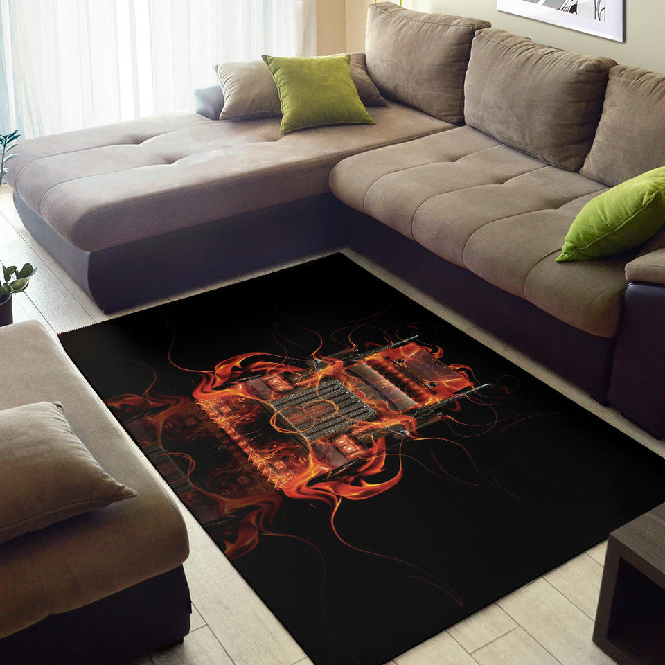 Peterbilt Rug Version 7 With FREE SHIPPING!