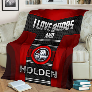 I Love Boobs And Holden With FREE SHIPPING!