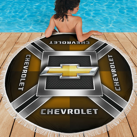 Chevy Beach Blanket With FREE SHIPPING!