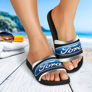 Ford Slide sandals Version 5!