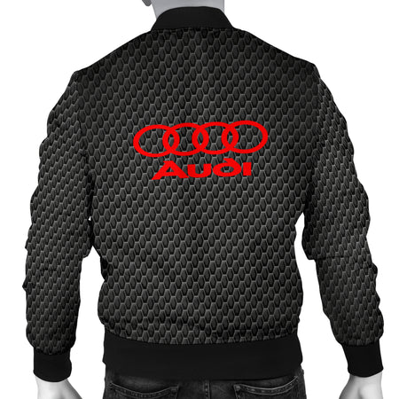 Audi Men's Bomber Jacket MT
