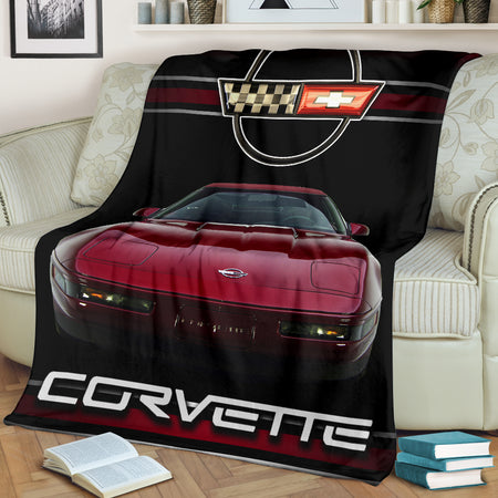 Corvette C4 Blanket V1 With FREE SHIPPING!