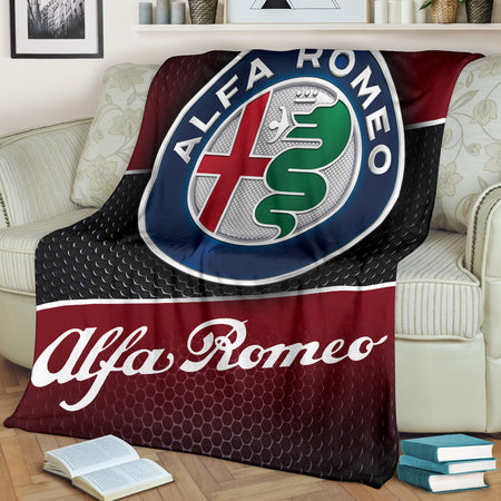 Alfa Romeo Blanket V2 With FREE SHIPPING!
