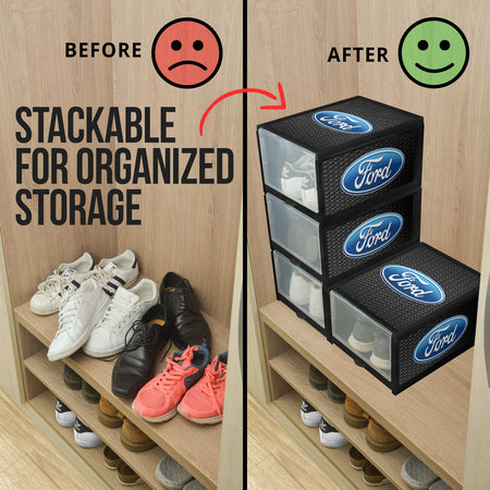 Ford Shoe Organizer V1