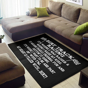 Racing Rug Version 4 With FREE SHIPPING!