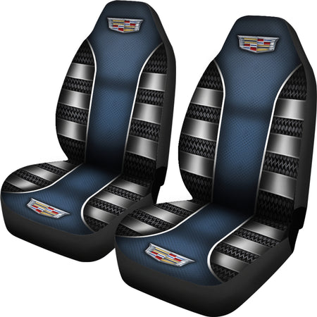 Cadillac 2 Front Seat Covers With FREE SHIPPING TODAY!