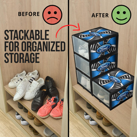 Ford Shoe Organizer V5