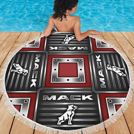 Mack Beach Blanket With FREE SHIPPING!