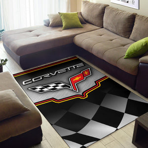 Corvette C6 Rug Version 2 With FREE SHIPPING!
