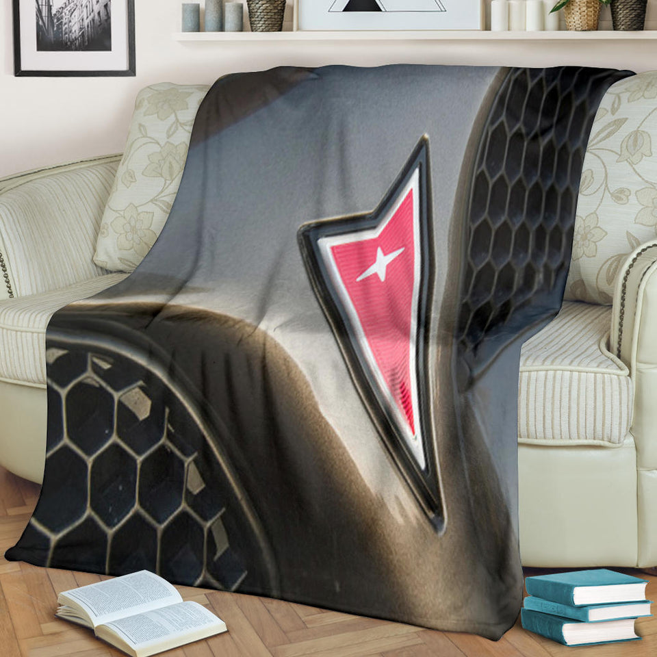 Pontiac Blanket Version 1 With FREE SHIPPING!