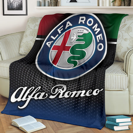 Alfa Romeo Blanket V1 With FREE SHIPPING!