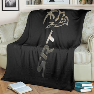 Dodge Challenger SRT Demon Blanket With FREE SHIPPING!