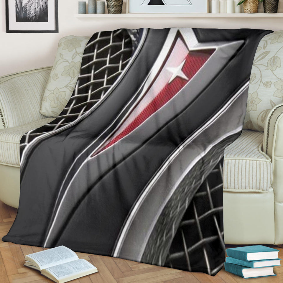 Pontiac Blanket Version 4 With FREE SHIPPING!