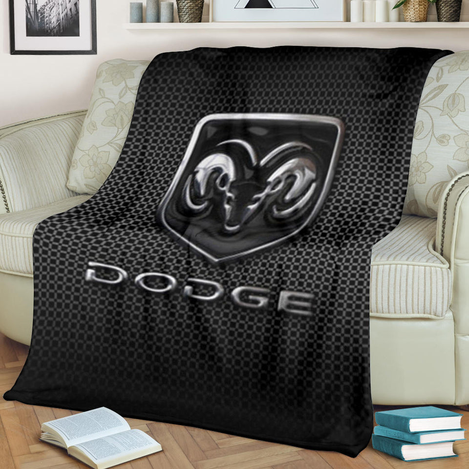 Dodge Ram Trucks Blanket With FREE SHIPPING!