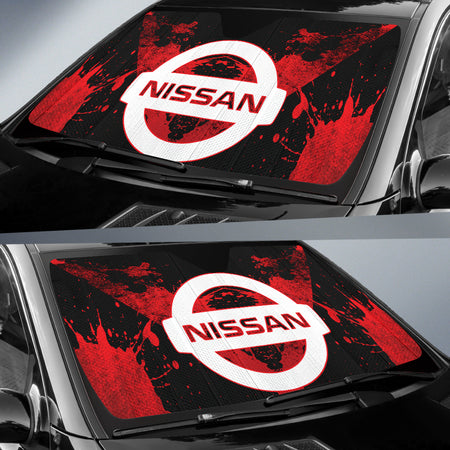 Nissan Windshield Sunshade