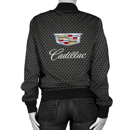 Cadillac Women's Bomber Jacket MT