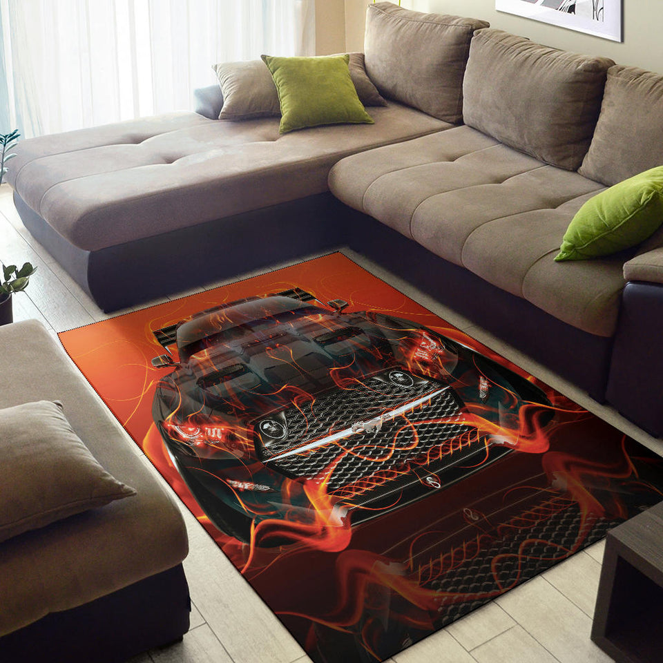 Mustang Rug Version 3 With FREE SHIPPING!!