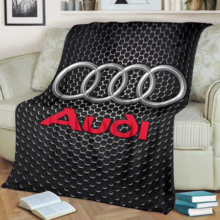 Audi Blanket V1 With FREE SHIPPING!