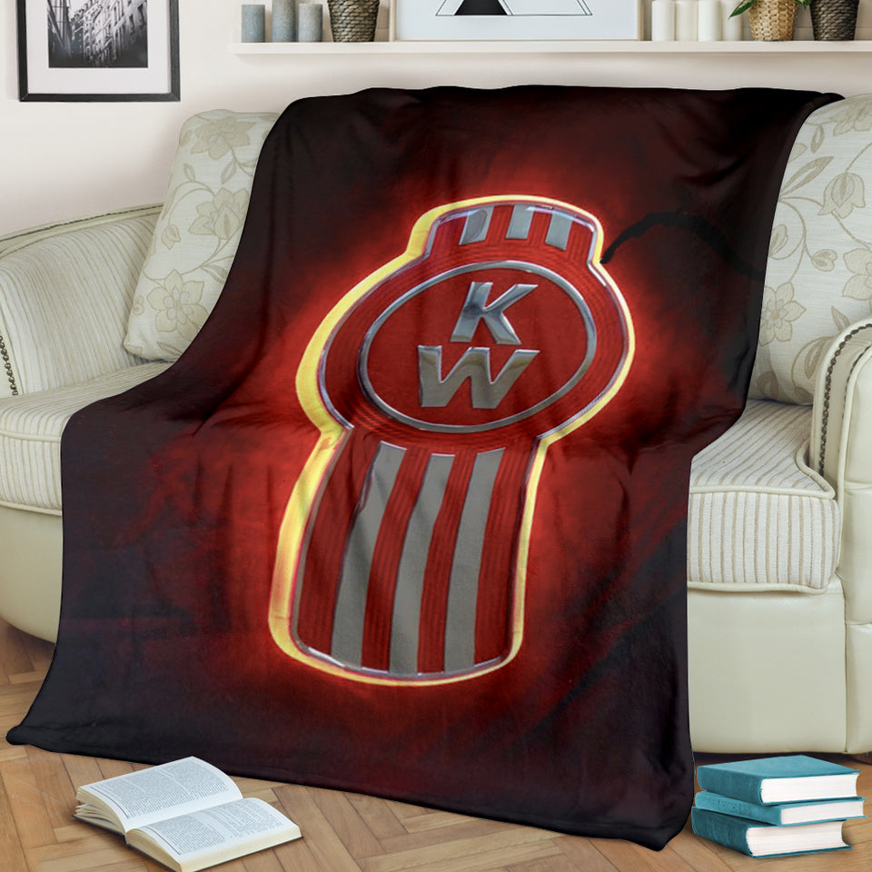 Kenworth Blanket V1 With FREE SHIPPING!
