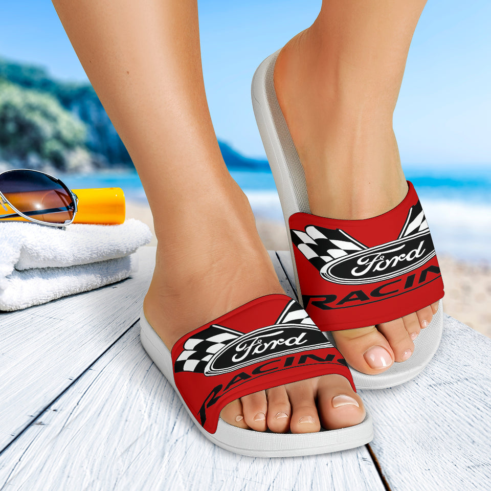 Ford Slide sandals Version 6!