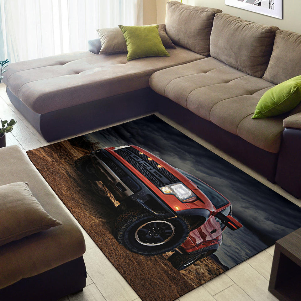Ford Rug Version 15 With FREE SHIPPING!